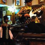 The Goddess Lakshmi (Band) at Paris Blues