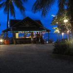 Great beach bar