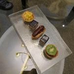 complimentary deserts