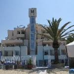 hotel saline dalla spiaggia
