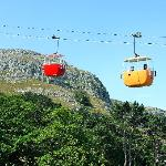 Cable Car ride up the Great Orme Llandudno