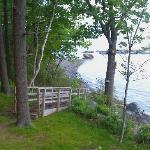 Beach and access