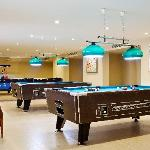 Apollonion, Billiards room