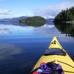 Kayaking in Sitka