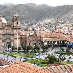 panorama di cusco