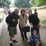 Naramachi walking tour in Nara