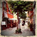 Calle El Lomo, auf dem Weg zum Hotel