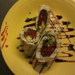 Tatake Fusion Burrito