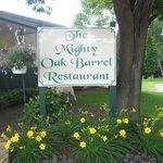The Mighty Oak Barrel