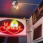 Cafe Maharani resmi