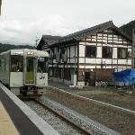 森宮野原駅には入る列車