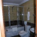 Bathroom, Room 202
