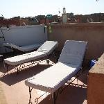terrasse bronzette