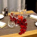 Cena pacchetto romantico