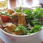 Vegetarian Cao Lau