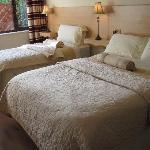 Bedroom -- Chalet