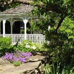 Lilac Inn Gazebo