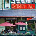 Infinity Bistro - Patio Dining