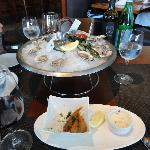 Fish Story - Napa Oysters/Smelts