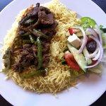 Shawarma Lamb