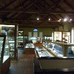 Main exhibit hall