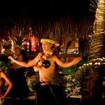 Polynesian Group Danse
