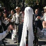 il ballo della Romania