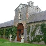 Former stable entrance, Castle Durrow