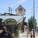 Stella's and Clocktower Best Western