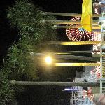 Beachy amusement park:)