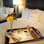 Doubletree BWI beautiful rooms
