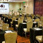 Doubletree BWI first rate conference space