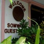 Main Entrance to Somwang
