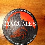 Baguales sign.