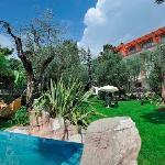 hotel e giardino