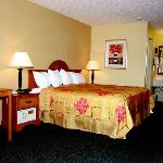 One of our spacious King rooms