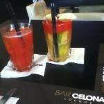 my delicious drinks