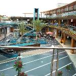 Las Palmas shopping center
