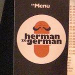 Photo of Herman ze German