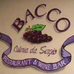 Photo of Bacco - Osteria da Sergio