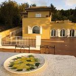 Esterno Villa Le Tore