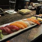 Ein Gedicht - das Sushi Menue