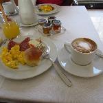 sample of Breakfast offerings
