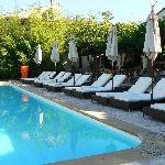 Pool at Villa Ragazzi