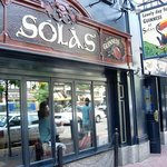 Solas, Boston MA