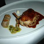 Chicken Supreme, Pork Terrine