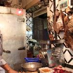 boucherie viande de chameau