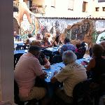tavola azzurra cannigione