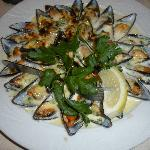 The mussels starter