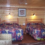 Newly renovated Cabin with 2 dbl-XL beds